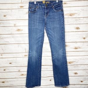 KUT from the Kloth Jackie Bootcut Stretch Jeans 12